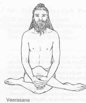 Numerous Are The Asanas With Padmasana To Commence Eight Among The